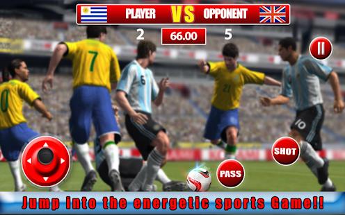 3D足球世界杯14