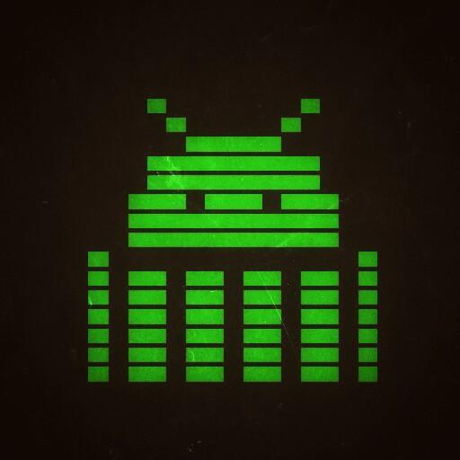 个人化の1ビット綠・アイコン・テーマ LOGO-記事Game