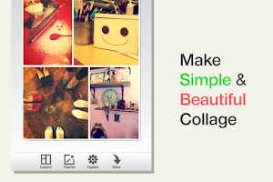 Screenshot of Photo Frame Free:Easy Collage