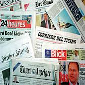 Switzerland Newspapers