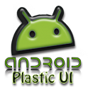 Plastic UI icon