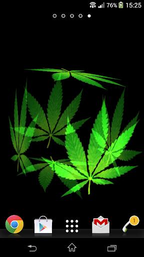 3D大麻壁紙