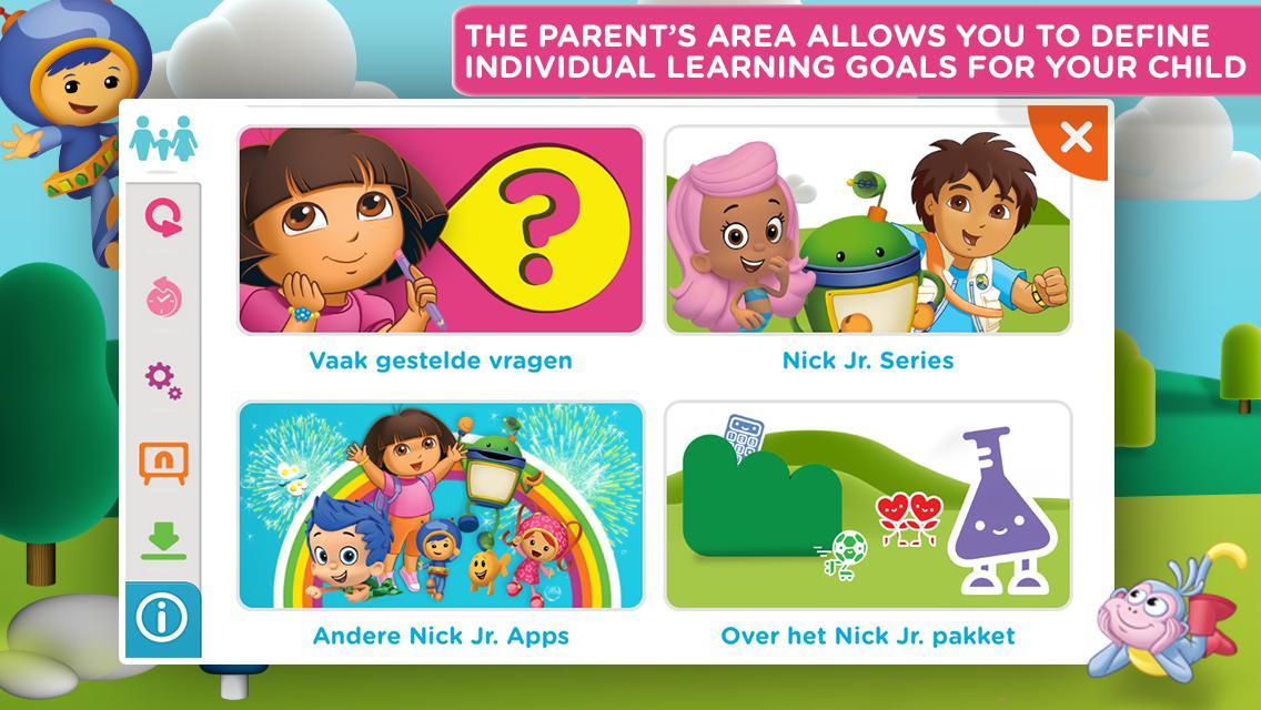 Nick Jr. - Watch & Learn - screenshot