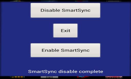 HTC SmartSync Toggle