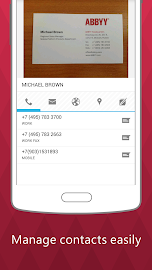 Business Card Reader Pro Screenshot 4