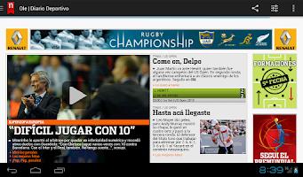 Screenshot of Neonews Italy