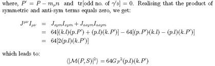 M^2 Evaluated.