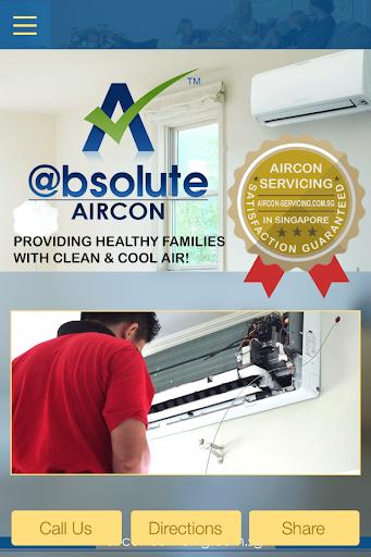 Aircon Booking - bsolute