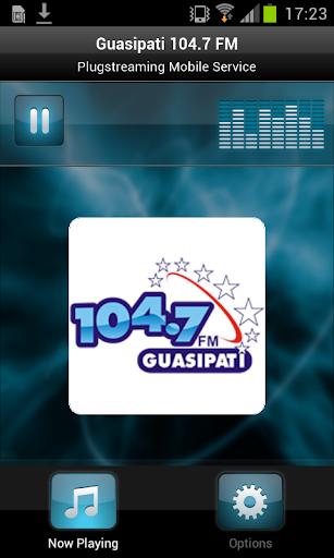 Guasipati 104.7 FM