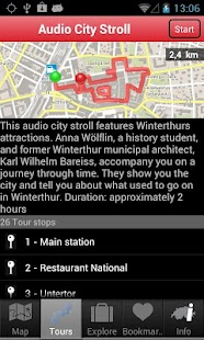 City Guide Winterthur - screenshot thumbnail
