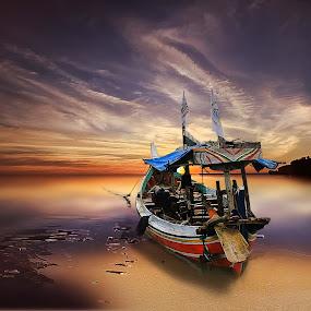 by Totok Anwarsito - Transportation Boats