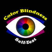 Color Blindness Self-Test