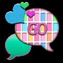 GO SMS THEME/FrutiHearts icon