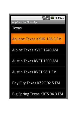 Texas Basketball Radio