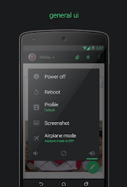 Kreatur UI CM11/PA Theme Screenshot 6