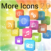 More Icons Widget 2.0 Extreme