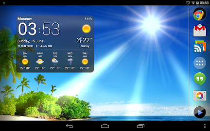Weather Now Forecast & Widgets Screenshot 10