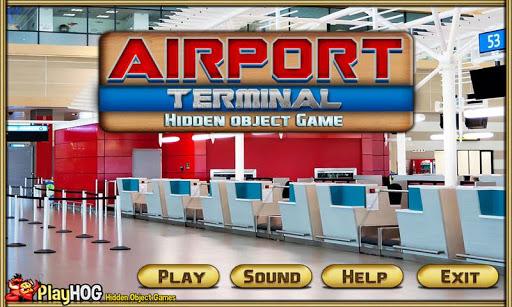 Airport Terminal Hidden Object