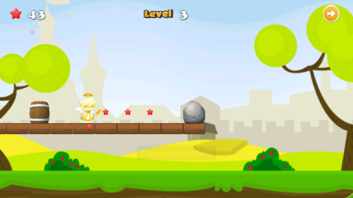 【免費街機App】Angel's Adventure-APP點子