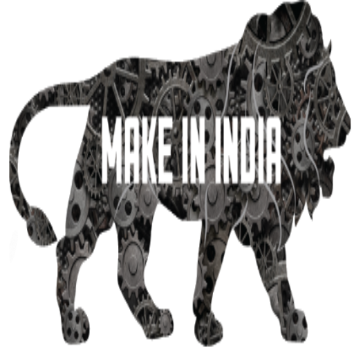 MAKE IN INDIA LOGO-APP點子