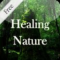 Healing Nature Yakushima Free logo