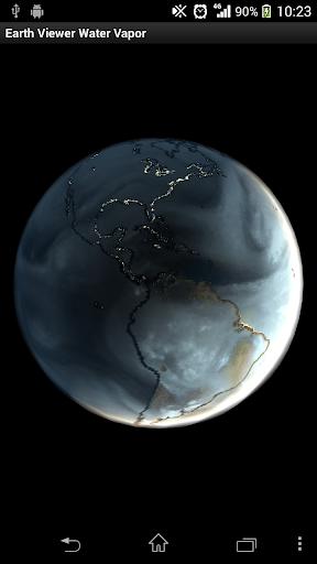 Earth Water Vapor