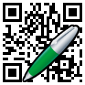 QR Scan Create Edit Print icon
