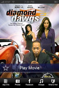 Diamond Dawgs Action Movie - screenshot thumbnail
