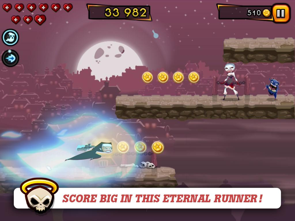 Nun Attack: Run & Gun - screenshot