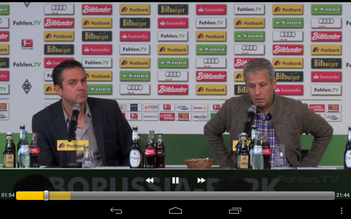 Fohlen.TV- screenshot