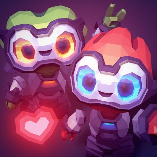 解谜のRobots Need Love Too LOGO-記事Game