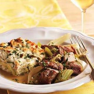 White Wine-Braised Pork