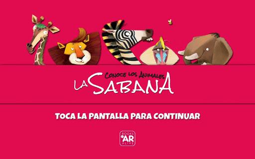 Conoce los Animales. La Sabana