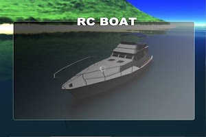 Screenshot of RC Boat