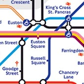 Tube Map HD