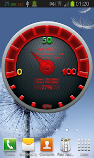 Cpu Gauge Pro - screenshot thumbnail