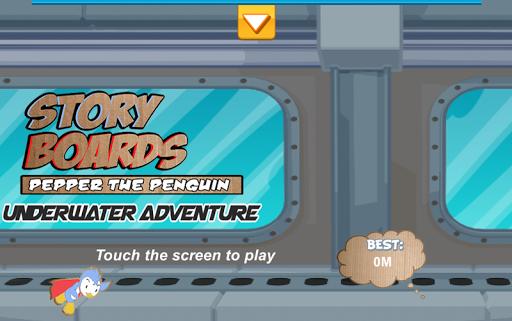 StoryBoards: UnderWater Fun