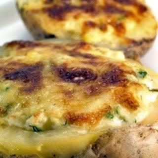 Omelet Met Kaas En Ham (of Salami)