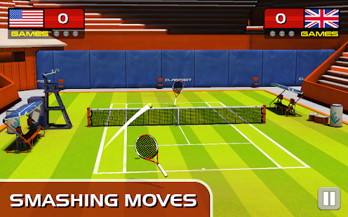 Play Tennis Screenshot