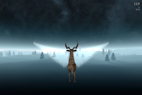Send your reindeer to Santa- screenshot thumbnail