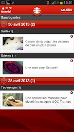 Radio-Canada Screenshot 4
