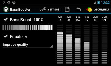 Bass Booster Screenshot 14