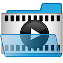 Folder Video Player icon