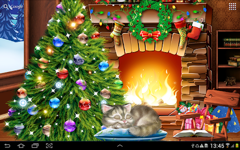 screenshot image - Live Christmas Wallpapers Free