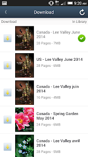 Lee Valley Library- screenshot thumbnail