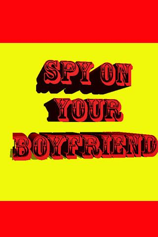 Spy on your boyfriend SMS's - screenshot