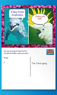 Steve Parish Postcards- screenshot thumbnail