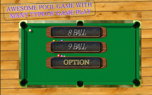 BILLIARDS POOL SLAM 3D