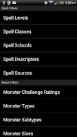Screenshot of Pathfinder RPG Resource