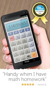 Calculator Plus Free- screenshot thumbnail